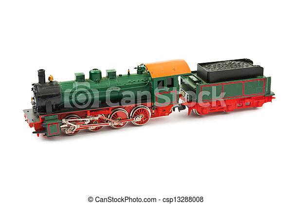 Toy train - csp13288008