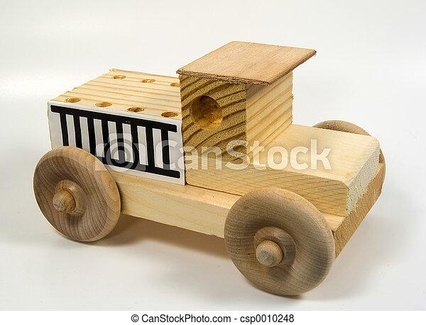 Toy Truck 2 - csp0010248