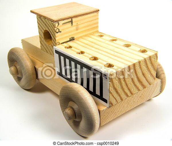 Toy Truck 3 - csp0010249