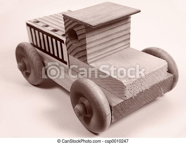 Toy Truck - csp0010247