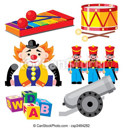 toys - csp3484282