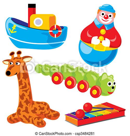 toys - csp3484281