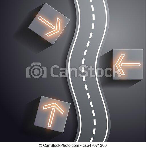 Señales de tránsito - csp47071300