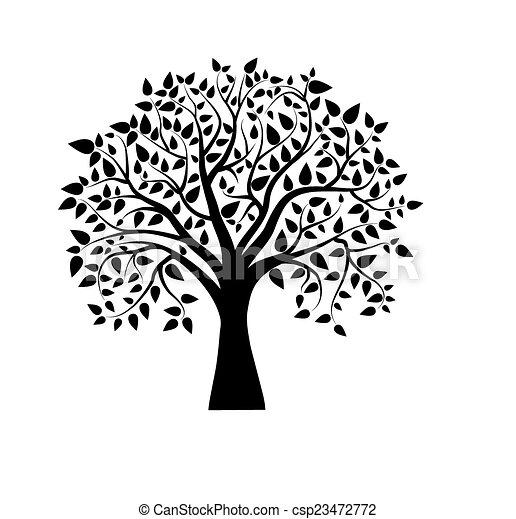 träd - csp23472772