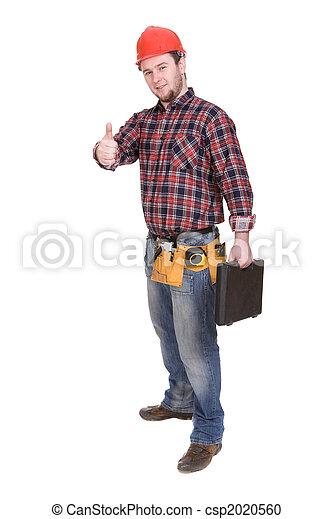 Trabajador - csp2020560