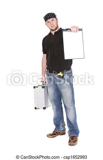 Trabajador - csp1652993