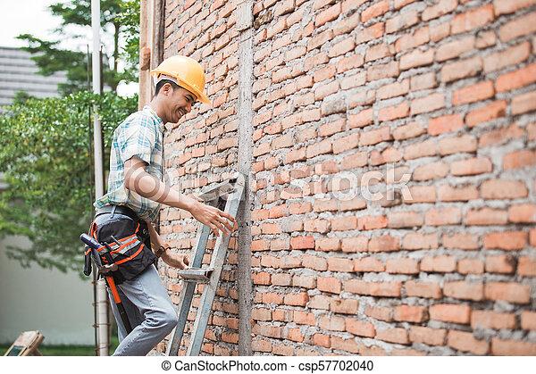 Trabajador de construcción - csp57702040
