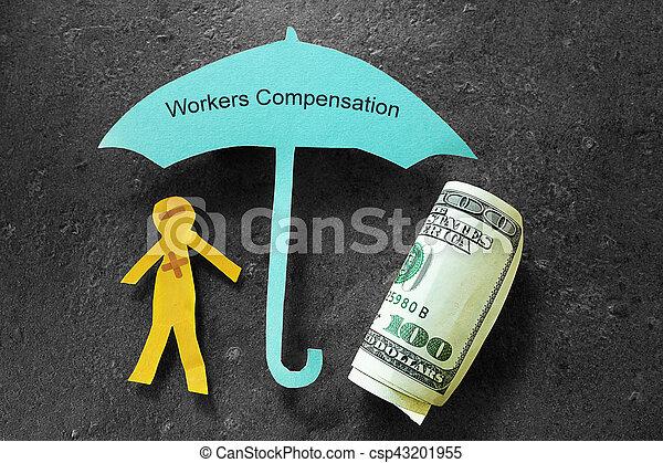 El concepto de compensación de los trabajadores - csp43201955