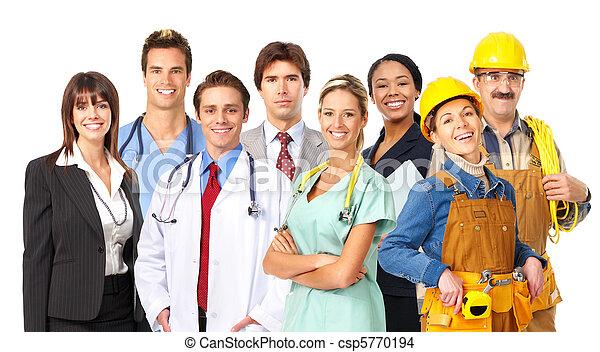 Trabajadores - csp5770194
