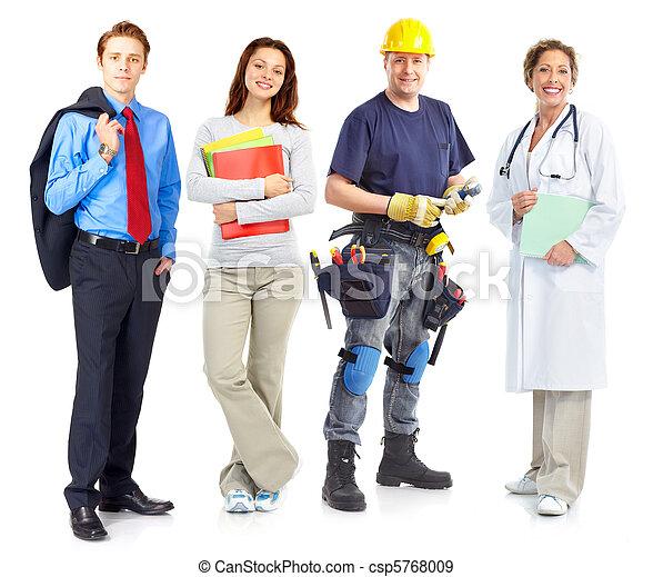 Trabajadores - csp5768009