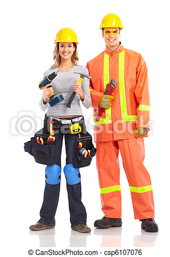 Trabajadores - csp6107076