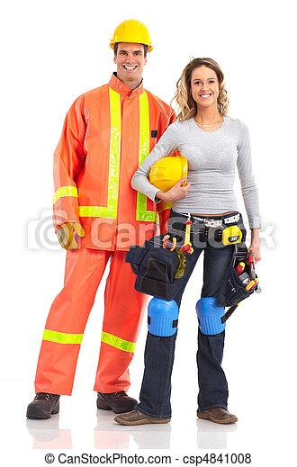 Trabajadores - csp4841008