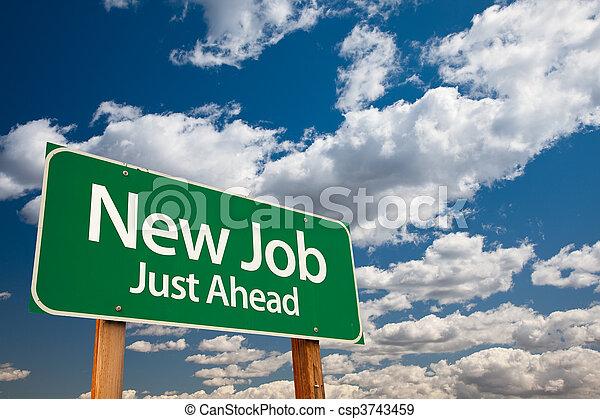 Nuevo trabajo - csp3743459