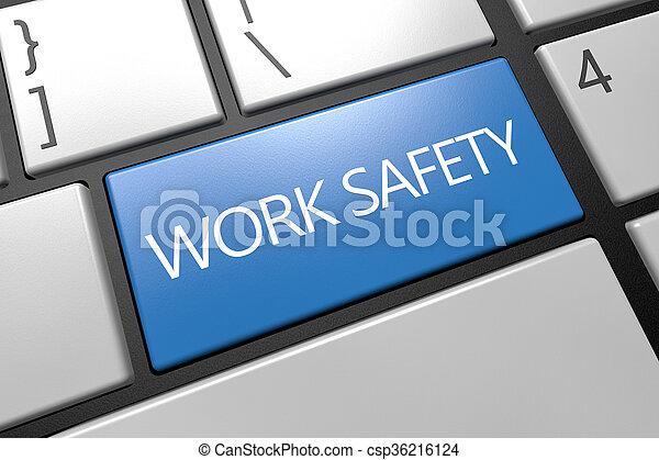 Trabajo seguro - csp36216124