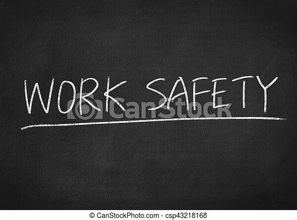 Trabajo seguro - csp43218168