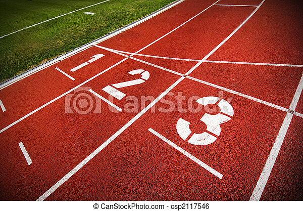 Track and field - csp2117546