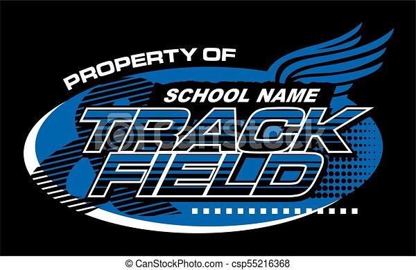 track & field - csp55216368
