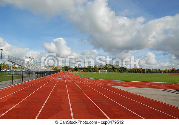 Track & field - csp0479512