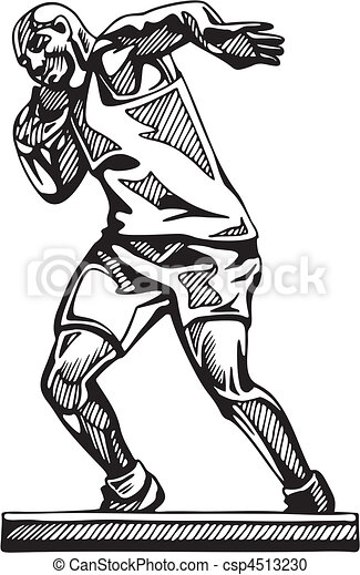 Track And Field Logo Clip Art