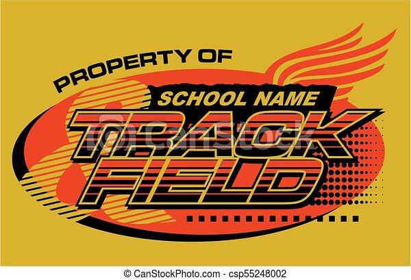 track & field - csp55248002