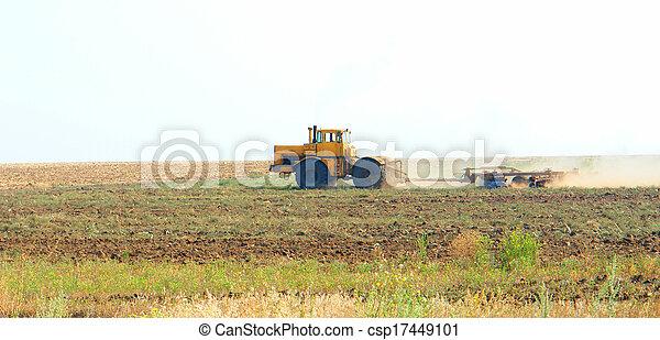 Tractor - csp17449101
