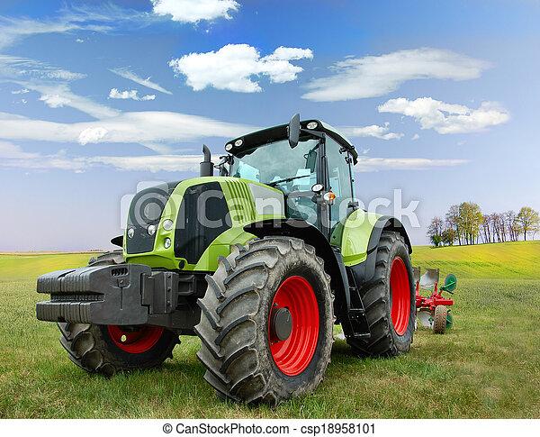 Tractor - csp18958101