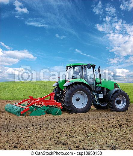 Tractor - csp18958158