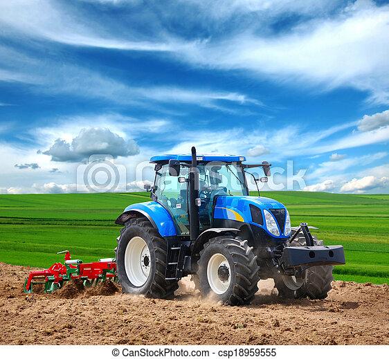 Tractor - csp18959555