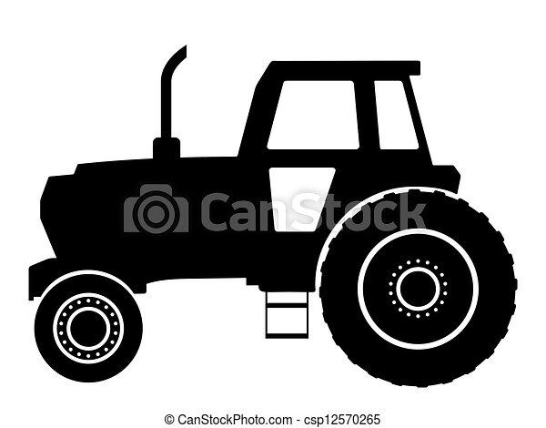 tractor - csp12570265