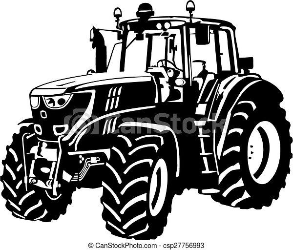 Tractor - csp27756993
