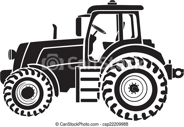Tractor - csp22209988