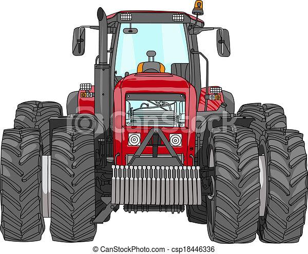 tractor - csp18446336