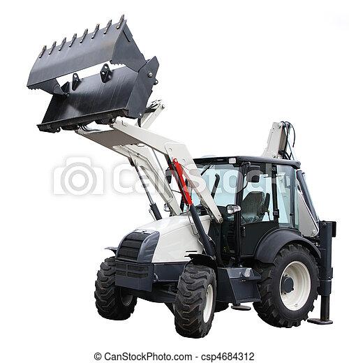 Tractor - csp4684312