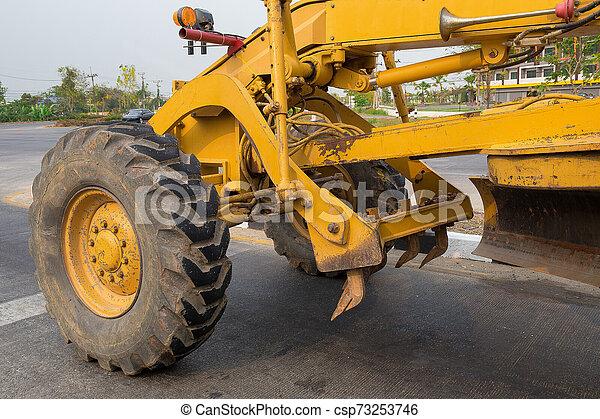 Tractor - csp73253746