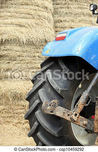 Tractor - csp10459292