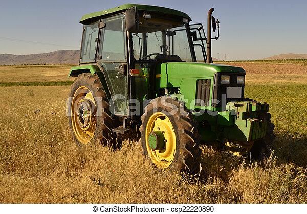 Tractor - csp22220890