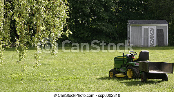 Tractor - csp0002318