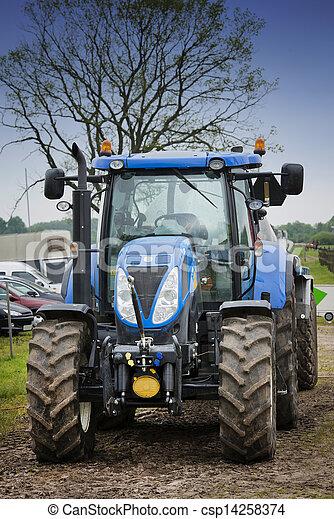 Tractor - csp14258374