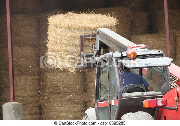 Tractor - csp10395285