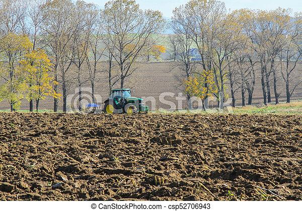 Tractor - csp52706943