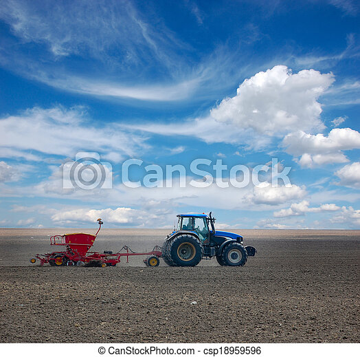 Tractor - csp18959596