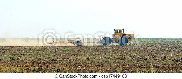 tractor - csp17449103