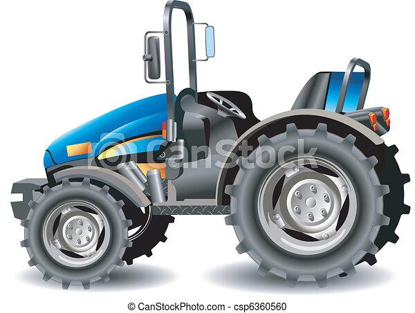 Tractor  - csp6360560