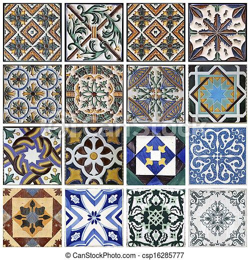 Tradicional azulejos porto portugal fotografia fa a for Azulejos de portugal