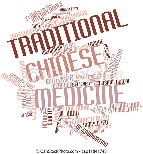 Traditional Chinese medicine - csp11841743