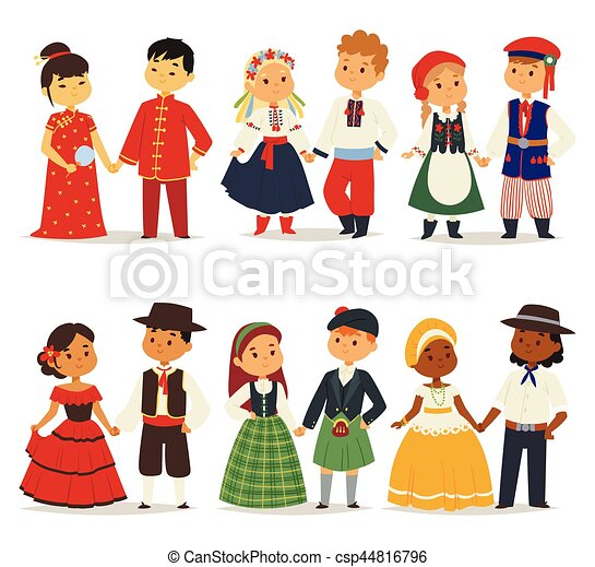 traditional kids couples character of world dress girls getting dressed clip art for kids free kid getting dressed clipart free