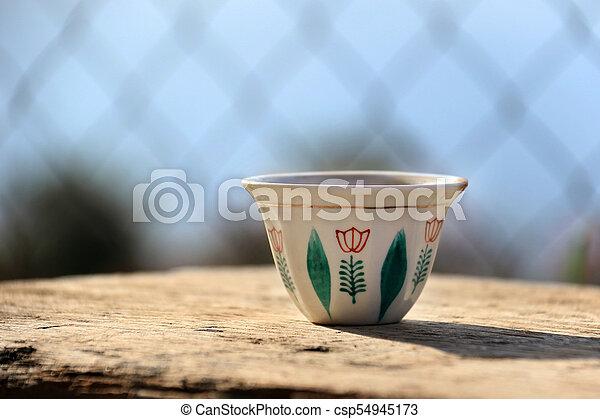 Traditional Lebanese Coffee Cup