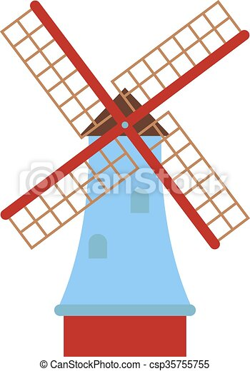farm windmill agriculture and old windmill windmill clipart rh canstockphoto com windmill clipart black and white windmill clip art black white