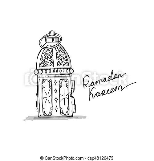 Traditional ramadan kareem month celebration greeting card design traditional ramadan kareem month celebration greeting card design csp48126473 m4hsunfo