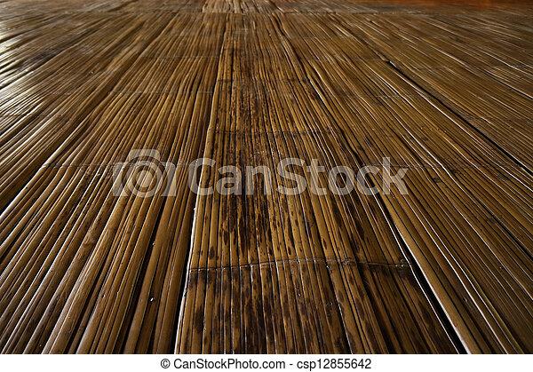 Fußboden Aus Bambus ~ Traditionelle bambus fussboden fussboden haus grenze